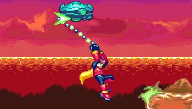 Mega Man Zero/ZX Legacy Collection is coming to Steam in January