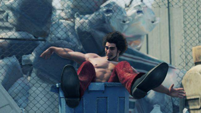 Yakuza 7 is ditching beat 'em up action with turn-based combat
