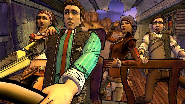 Borderlands 3 writer wants to do more Tales from the Borderlands
