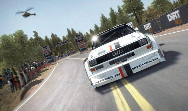 Dirt Rally is free to keep on the Humble Store
