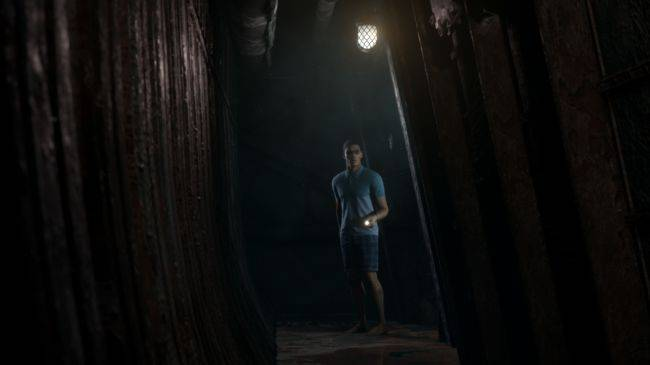 Man Of Medan hides a trailer for Little Hope, the next Dark Pictures adventure