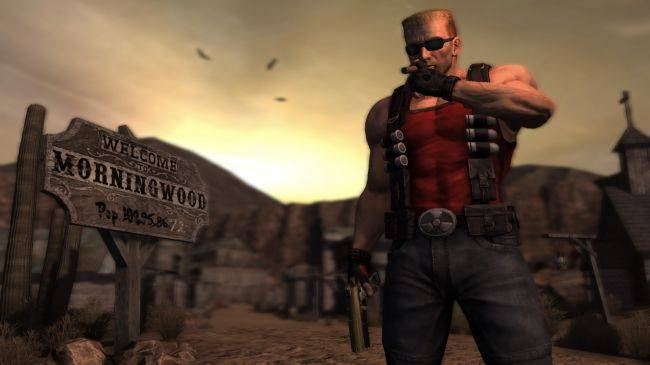 Duke Nukem (or at least his voice) is now available for weddings