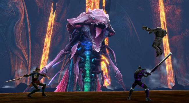 MMO Co-Opportunities Volume CII: Console Versions and Kael