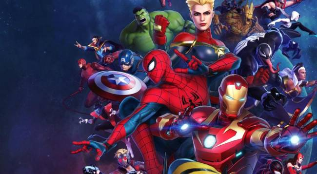 Marvel Ultimate Alliance 3 Co-Op Review