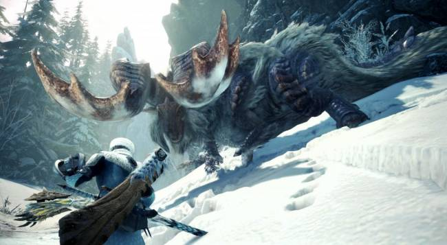 If You Missed It: Iceborne Expansion Won't Arrive on PC Until 2020