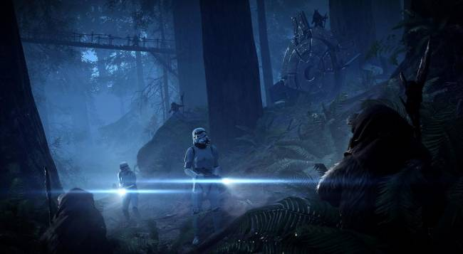 Four Player Online Co-Op Headed to Star Wars Battlefront II