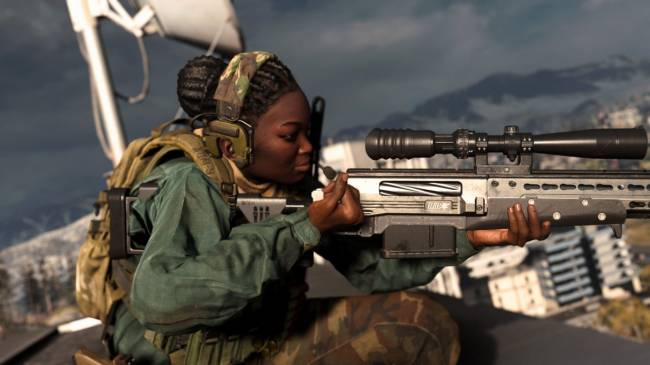 Best Sniper in Warzone [Season 5]: a guide to Sniper Rifles in Call Of Duty: Warzone