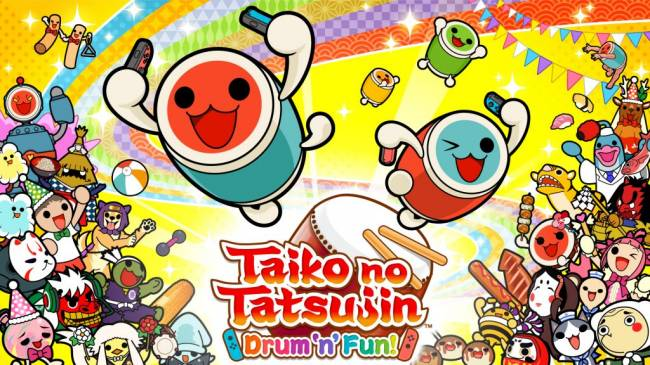 Taiko No Tatsujin is Getting Another Release of Official Drum Controller