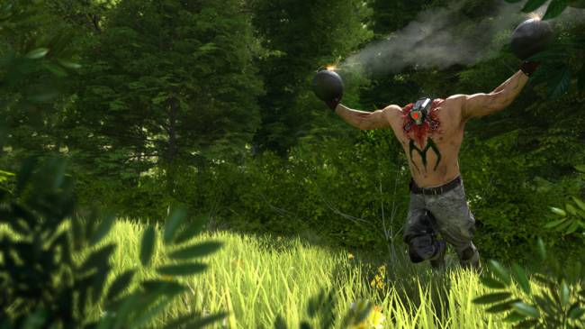 """Serious Sam 4 Gets Some Great-Looking """"Popemobile"""" Gameplay"""