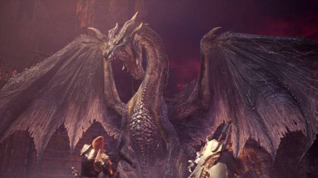 Monster Hunter World is Adding Fatalis in Final Free Update on October 1