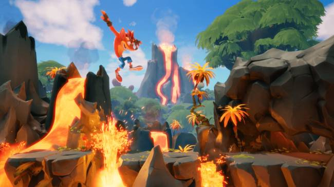 Crash Bandicoot 4: It's About Time Gamescom Presentation Shows off New Challenging Levels