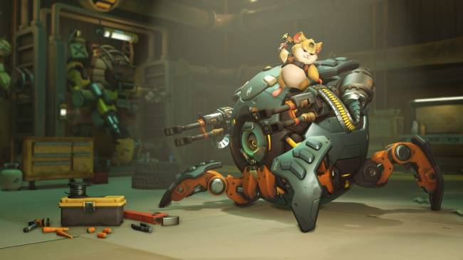 A Seven-Year-Old Reviews Overwatch's Heroes