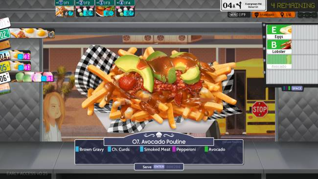 Cook, Serve, Delicious! 3?! releases a final update before launch