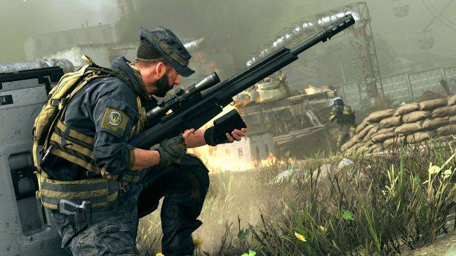 Call of Duty: Modern Warfare season 5 will let you inspect your weapons