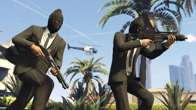 GTA Online PC players will get new stuff exclusive to next-gen consoles