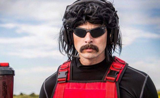 Dr Disrespect teases an imminent return to streaming
