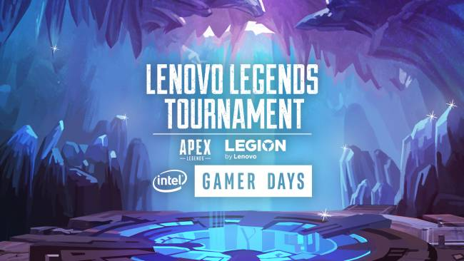The Lenovo Legends Tournament is offering a chance for you prove you're better than an Apex Legends pro