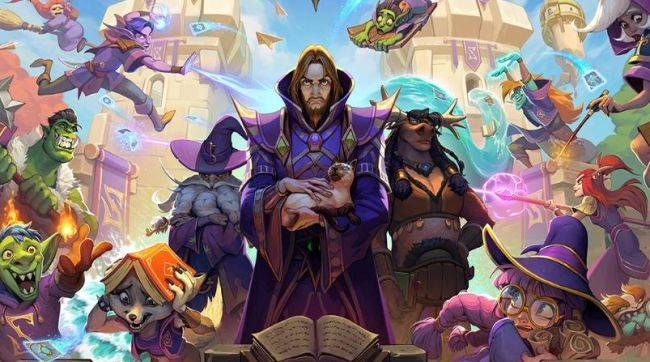 Hearthstone: Scholomance Academy goes live with a free Legendary card for everyone