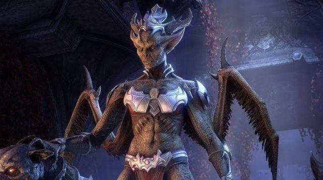 A vampire army threatens The Elder Scrolls Online later this month