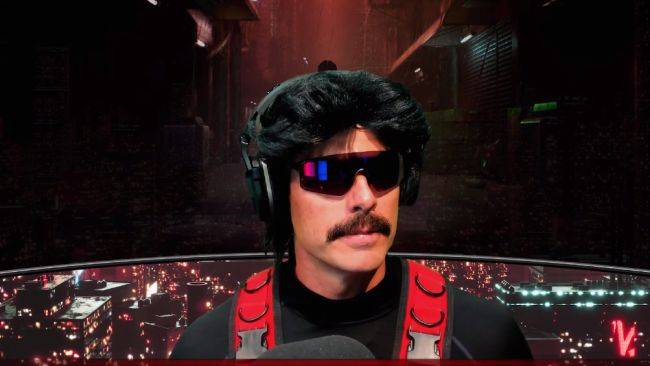 Dr Disrespect responds to speculation: 'We didn't do anything to warrant a ban'
