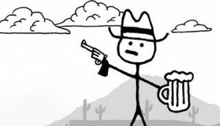 For its three-year anniversary, West of Loathing received a patch