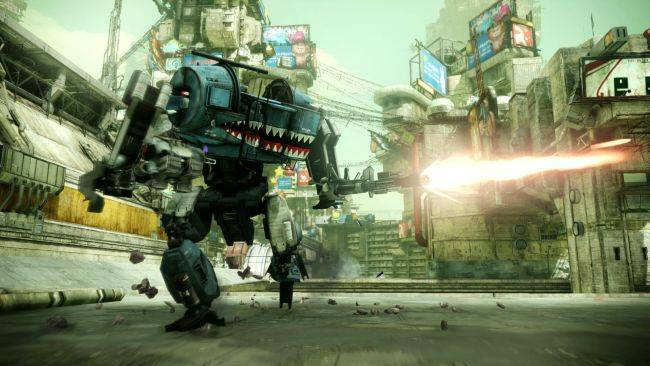 Fans have gotten Hawken on PC working again... in singleplayer