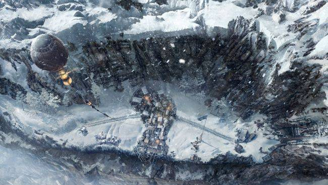 Get your first look at gameplay from Frostpunk's final expansion: On The Edge