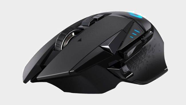Logitech's excellent G502 wireless gaming mouse is on sale again for $120