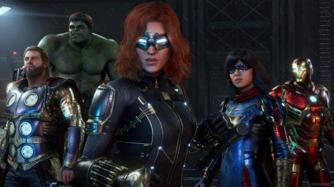 You don't need a superhero PC to play the Marvel's Avengers beta
