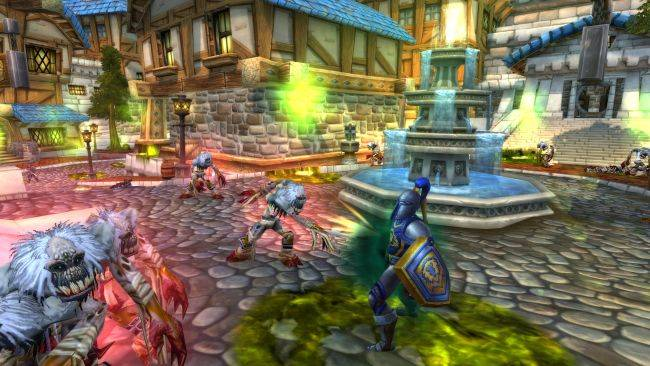 A zombie plague is ravaging World of Warcraft's test servers