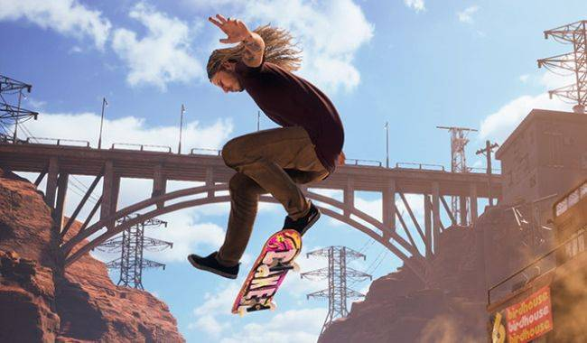 Tony Hawk's Pro Skater remaster renames the 'mute grab' to pay tribute to its creator