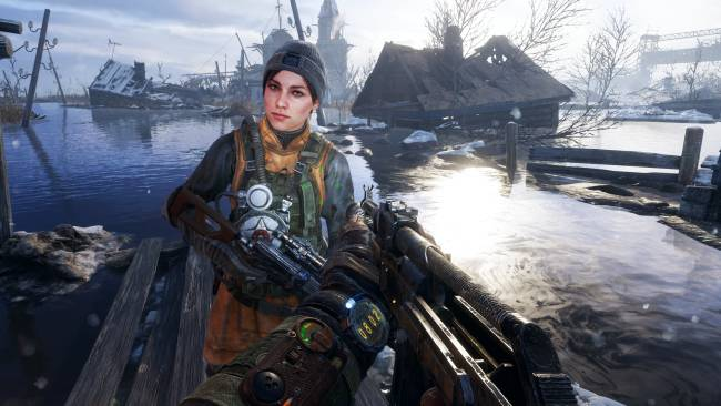 THQ Nordic parent company acquires Metro and Insurgency studios, and both are working on something new