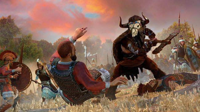 Grab Total War Saga: Troy free for the next 24 hours on the Epic Store