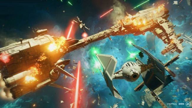 Here are the Star Wars: Squadrons ship and pilot customization options