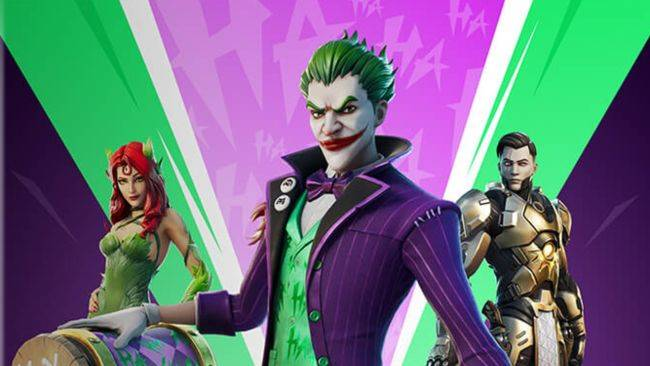 Fortnite item shop: Joker and Poison Ivy debut in this holiday bundle