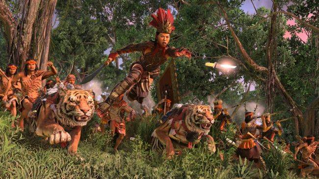 Total War: Three Kingdoms' first expansion takes us to the jungle
