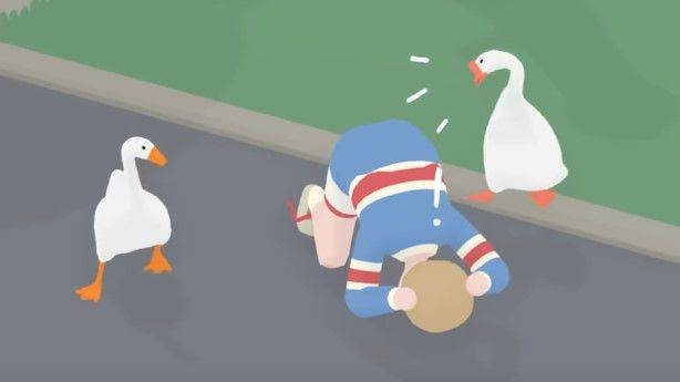 Untitled Goose Game comes to Steam in September with a two-player co-op mode
