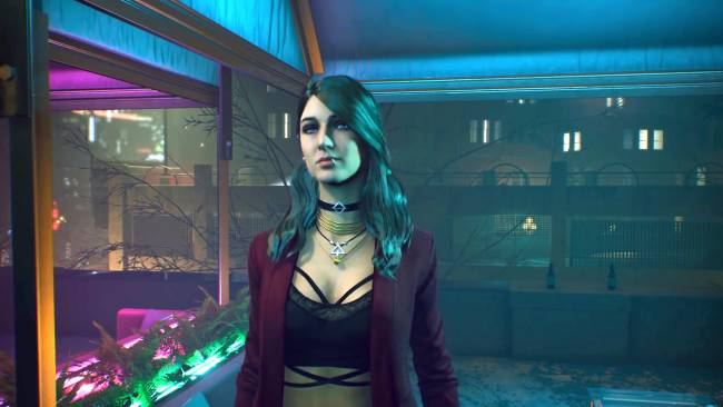 Vampire: The Masquerade - Bloodlines 2 fires lead writer Brian Mitsoda together with creative director