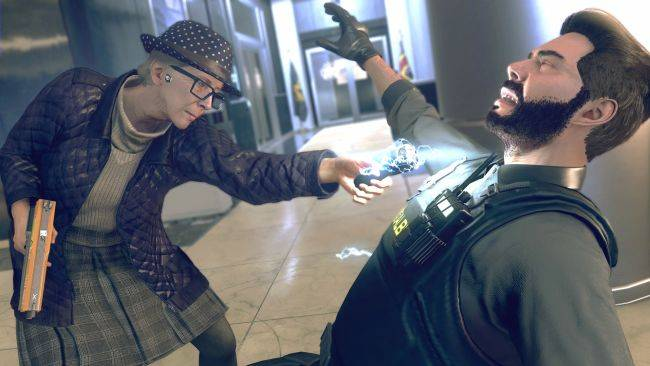 Clint Hocking says finding multiple grandma spies in Watch Dogs Legion is a 'one in a billion' chance
