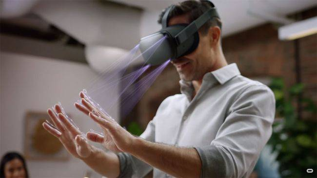 Oculus AR and VR divisions have been renamed 'Facebook Reality Labs'