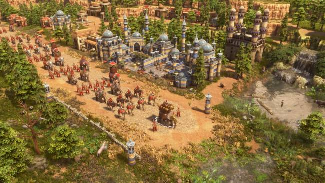 Age of Empires 3: Definitive Edition is coming in October
