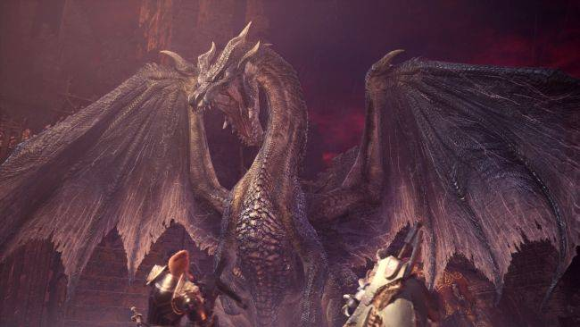 Monster Hunter World: Iceborne players will face Fatalis in the final update