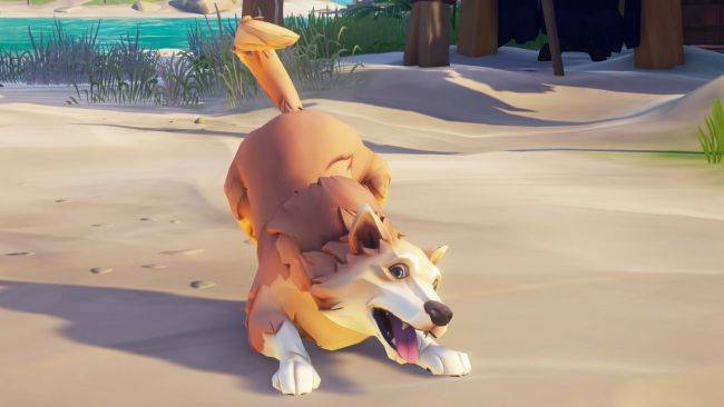 Sea of Thieves is adding dogs in its next update