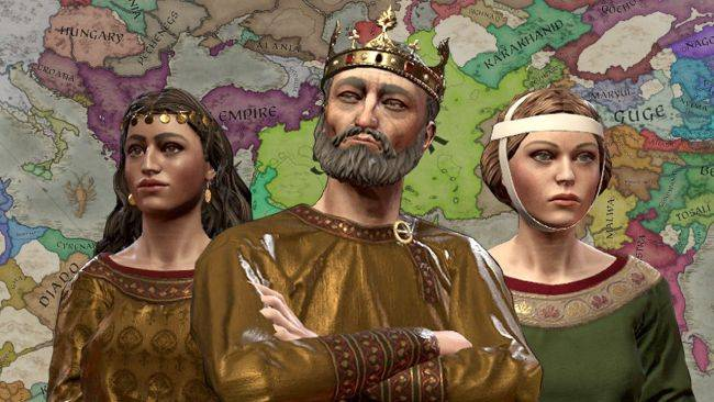 The Crusader Kings 3 AI kept trying to seduce female player characters and had to be nerfed