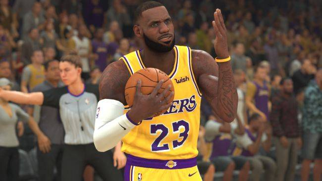 NBA 2K developer supports NBA in protesting police brutality amid Wisconsin shooting