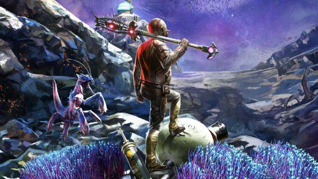 Here's 12 minutes of The Outer Worlds: Peril on Gorgon DLC Gameplay