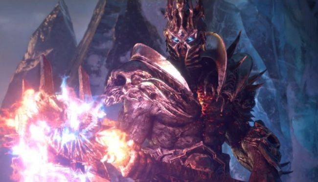 World of Warcraft: Shadowlands minimum system requirements call for an SSD