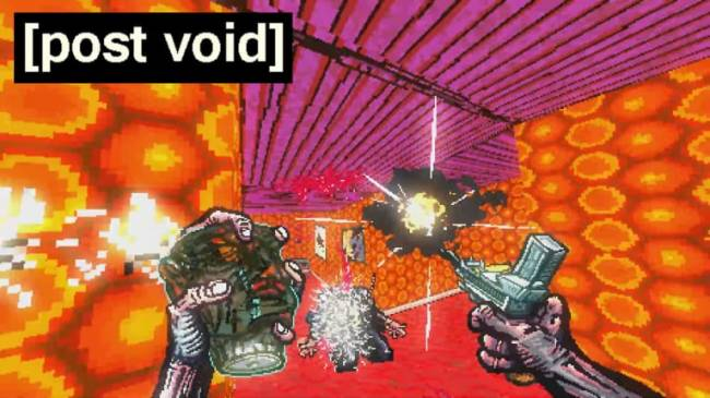 Post Void Review