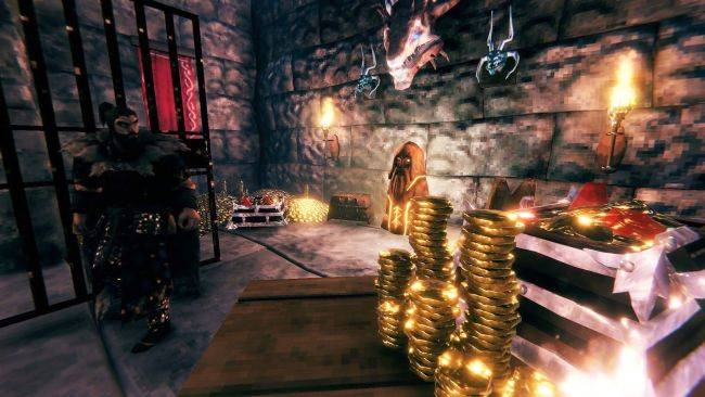Valheim's Hearth and Home update will let you hoard stacks of gold coins