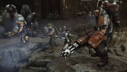 Turtle Rock Studios Discusses Creating Evolve's Motley Crew Of Hunters